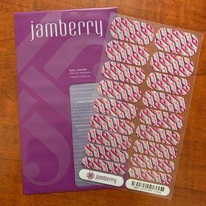 Jamberry JamCon 2015 pj party Very rare Full sheet